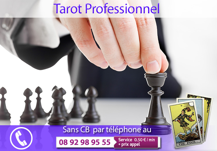tarot professionnel